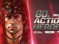 Heroes de accion de los 80