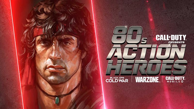 Rambo y John McClane nuevos operadores para Cold War y Warzone