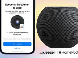 HomePod Deezer