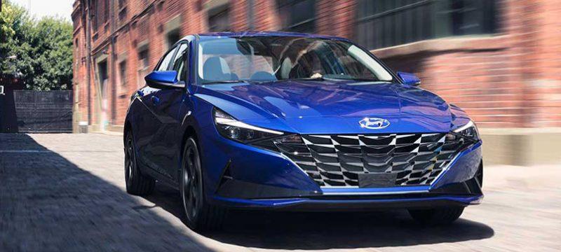 Hyundai Elantra 2022 Mexico