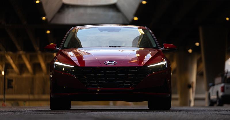 Hyundai Elantra 2022 llegará a México durante este mismo año