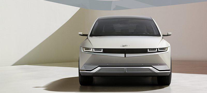 Hyundai IONIQ 5 2021 frente