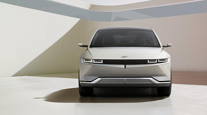 Hyundai IONIQ 5 reconocido en los TopGear Electric Awards
