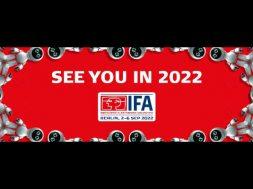 IFA 2021 cancelado