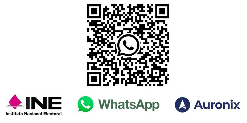 INE resolverá tus dudas sobre las Elecciones 2021 vía WhatsApp