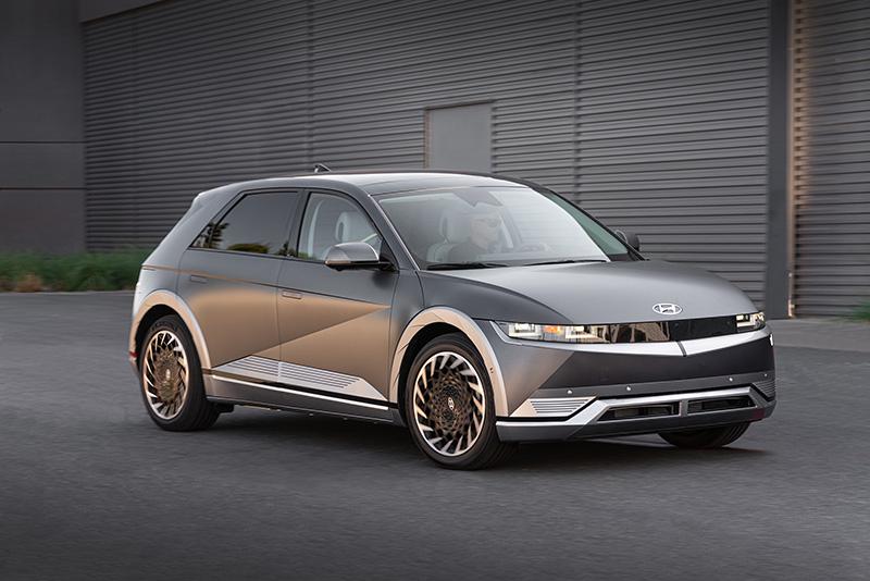 IONIQ 5 CUV el nuevo vehículo totalmente eléctrico de Hyundai