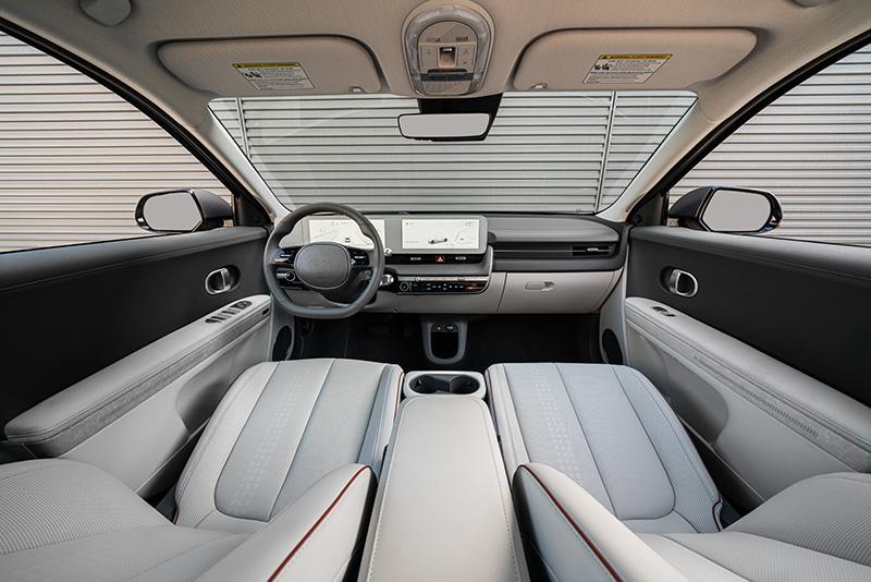 IONIQ 5 CUV interior