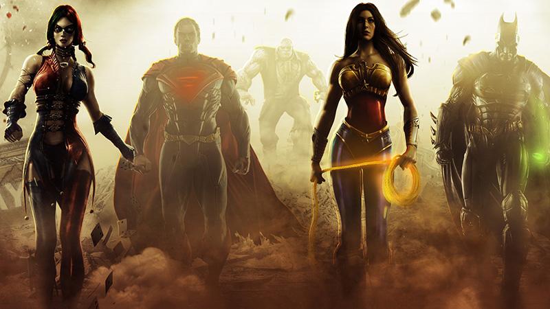 Injustice: Gods Among Us y los Games with Gold para junio de 2021