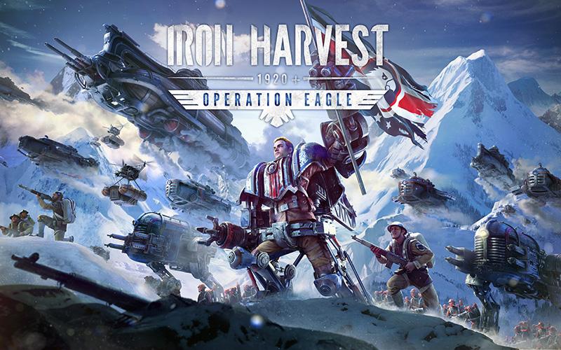 Iron Harvest: Operation Eagle traerá más enemigos a la batalla