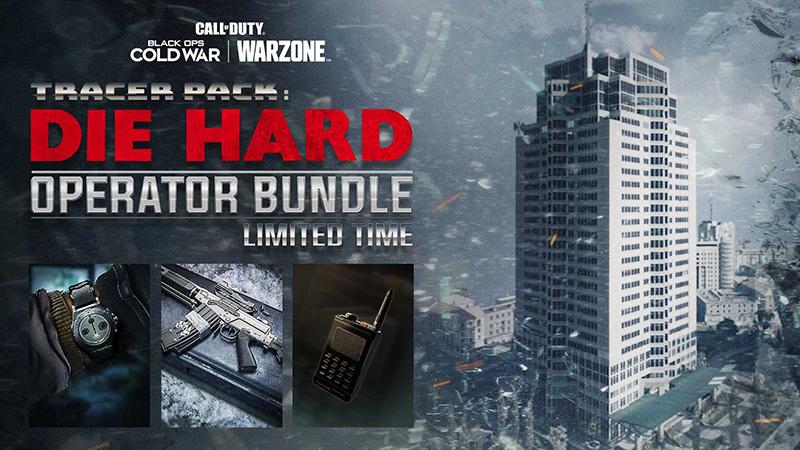 John McClane paquete Cold War Warzone