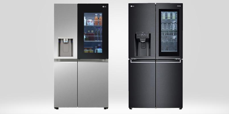 Las tecnologías dentro de los nuevos LG InstaView Door-In-Door 2021