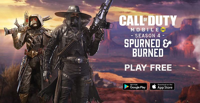La Temporada 4: Rechazado y Repudiado de Call of Duty: Mobile