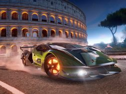 Lamborghini Essenza SCV12 en Asphalt 9 Legends