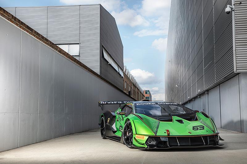 Lamborghini Essenza SCV12 esports
