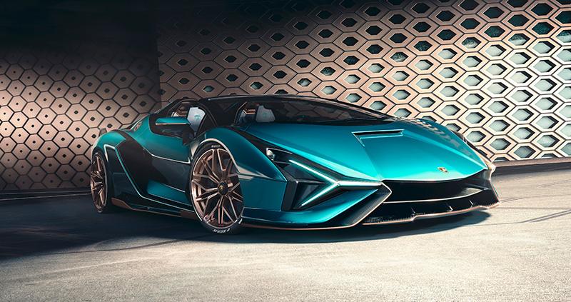 El primer Lamborghini totalmente eléctrico después de 2025