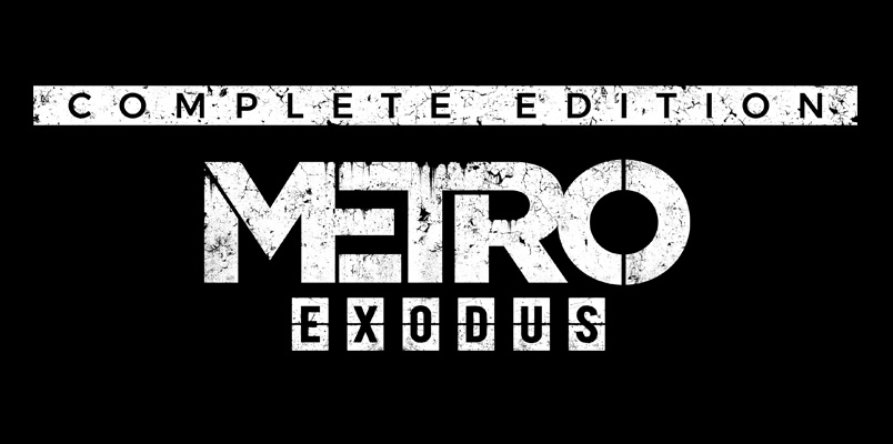 Metro Exodus Complete Edition logo