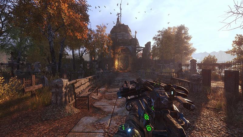 Metro Exodus Enhanced Edition graficos