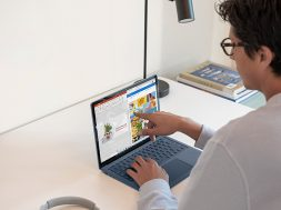 Microsoft Surface Laptop 4 empresas