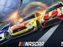 NASCAR 2021 Fan Pack Rocket League