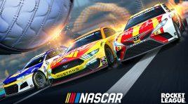 El NASCAR 2021 Fan Pack llega a Rocket League y esto tendrá