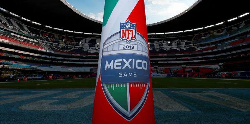 NFL confirma que México tendrá partido oficial hasta el 2022