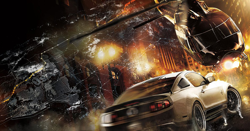 Need for Speed The Run servidores