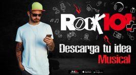 ROCK101+ llega con tres décadas y la Idea Musical a tu smartphone