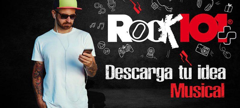 ROCK101+ app