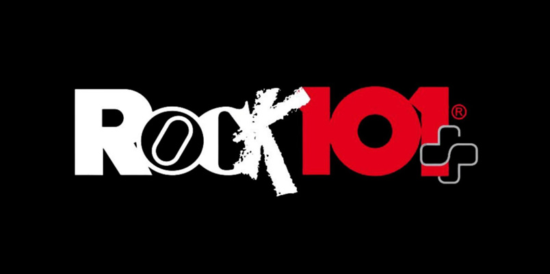 ROCK101+ logo