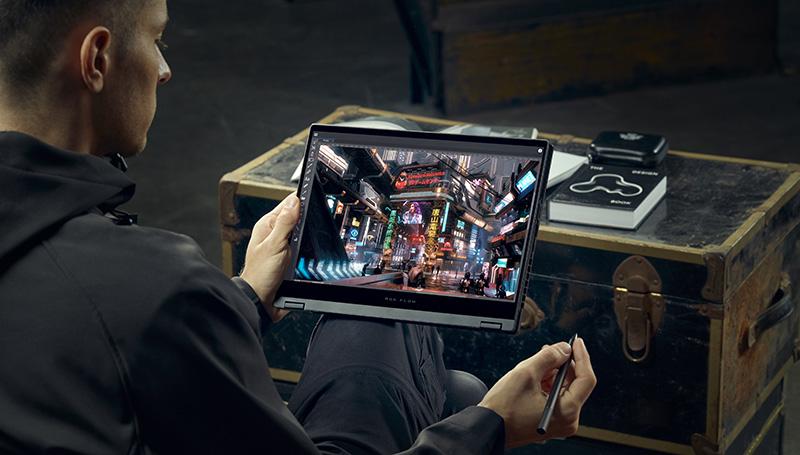 ROG Flow X13 tablet