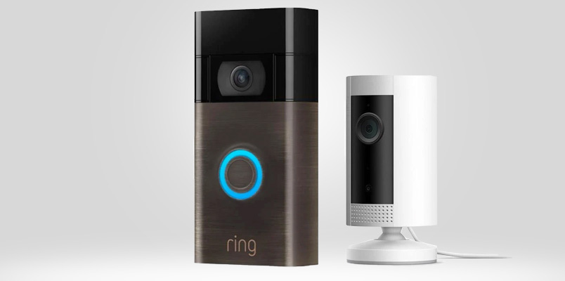 Los dispositivos de Ring le dan seguridad a mamá en su día