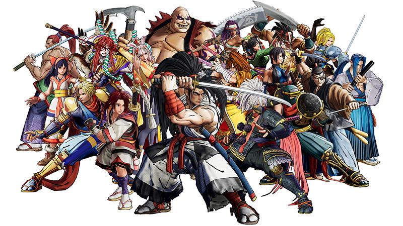 Samurai Shodown estará disponible en Steam junto con Amakusa
