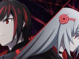 Scarlet Nexus animacion de apertura
