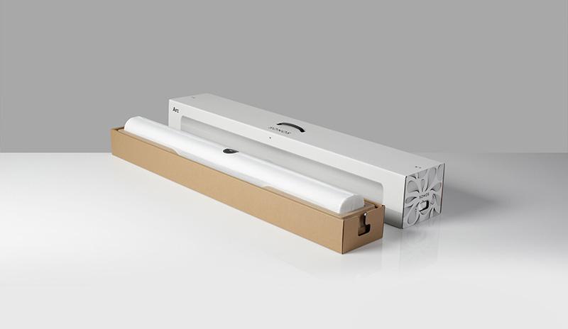 Sonos Arc empaque Design Award 2021 blanco