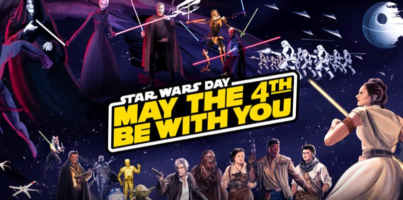 Disfruta del Día de Star Wars con todo el contenido de Disney+