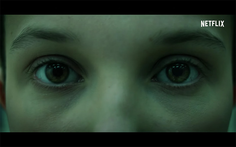 Stranger Things 4 teaser mayo 2021 eleven