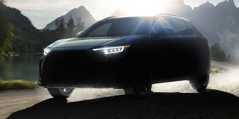 Subaru Solterra es el próximo SUV totalmente eléctrico