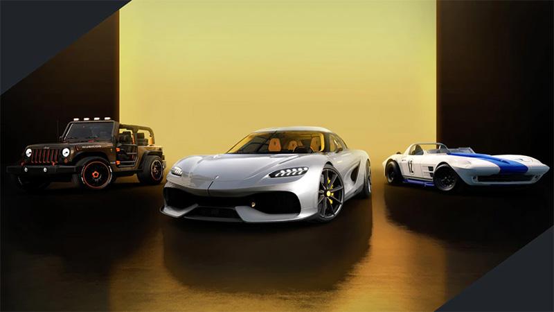 Temporada Dos Episodio Dos The Game de The Crew 2 autos