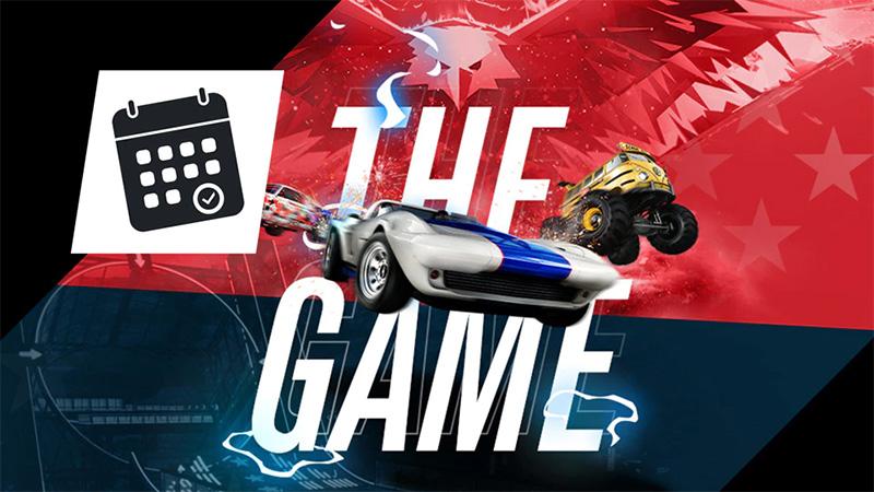 Lista la Temporada Dos, Episodio Dos: The Game de The Crew 2