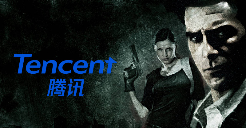 Tencent se hace de una pequeña parte de Remedy Entertainment