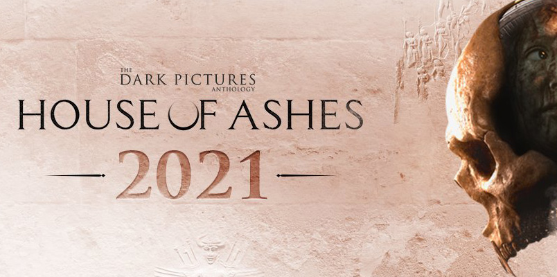 El nuevo avance de The Dark Pictures Anthology: House of Ashes