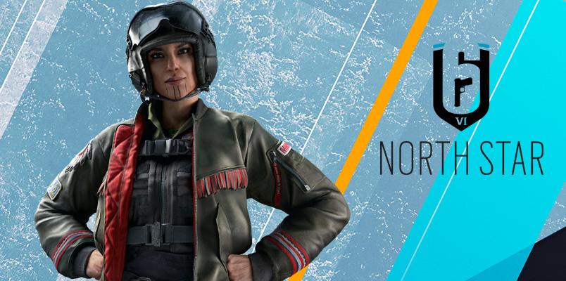 Conoce a Thunderbird, la nueva operadora de Rainbow Six Siege