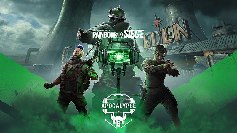 Tom Clancys Rainbow Six Siege Apocalipsis evento