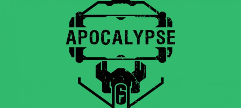 Tom Clancys Rainbow Six Siege Apocalipsis logo