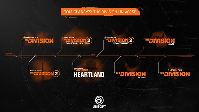 Tom Clancys The Division contenido 2021 - 2022
