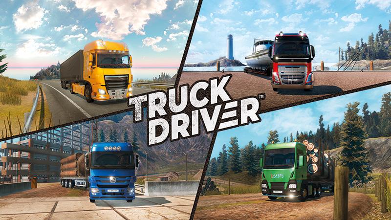 Truck Driver llega a Steam y Epic Games Store el 27 de mayo
