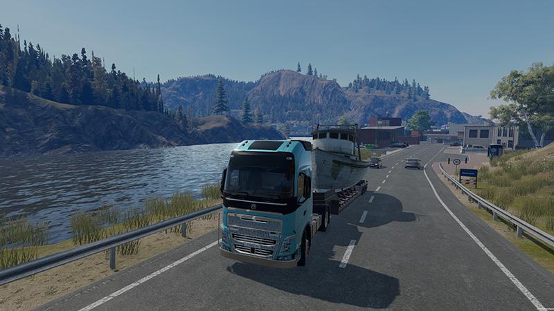 Truck Driver PC Steam