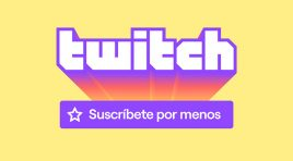 Twitch reduce el precio de las suscripciones en México y Turquía