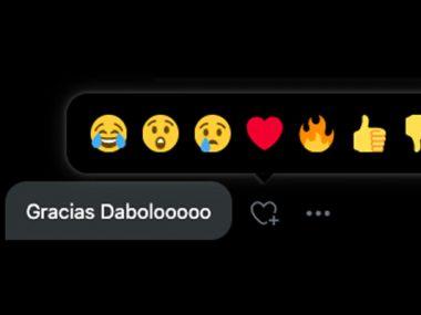 Twitter Reacciones mayo 2021