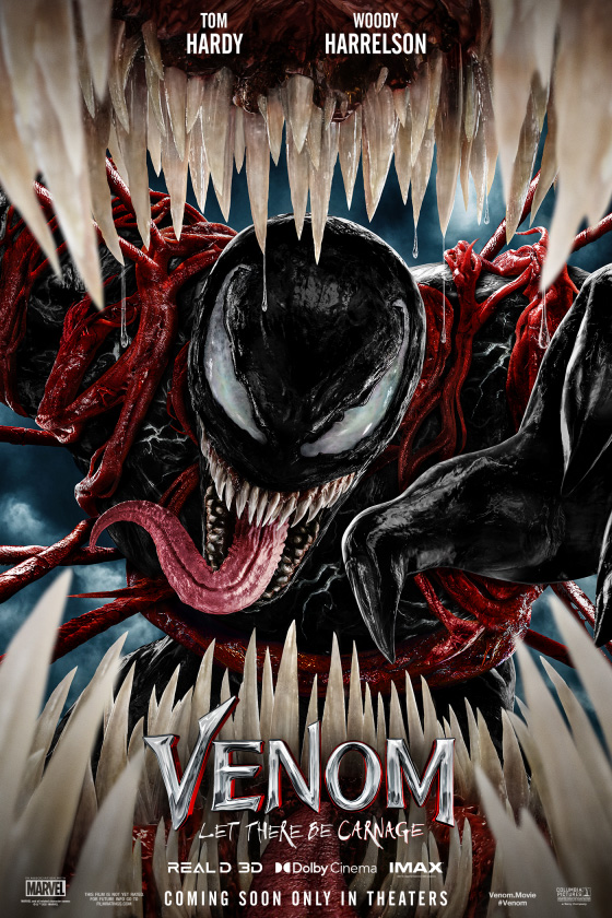 Venom Let There Be Carnage Poster 1